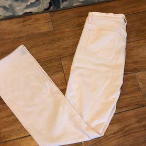 Denim - Joe's white jeans